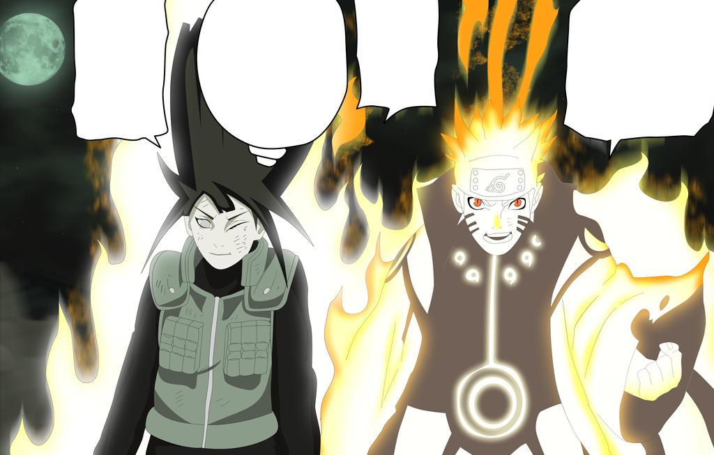 Naruto and hinata 615 by bangalybashir