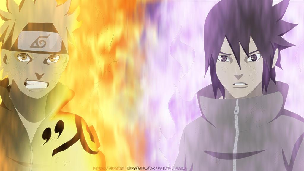 "Komik Naruto Chapter 650 ""Aku Akan Tidur"" (Bhs. Indonesia)"