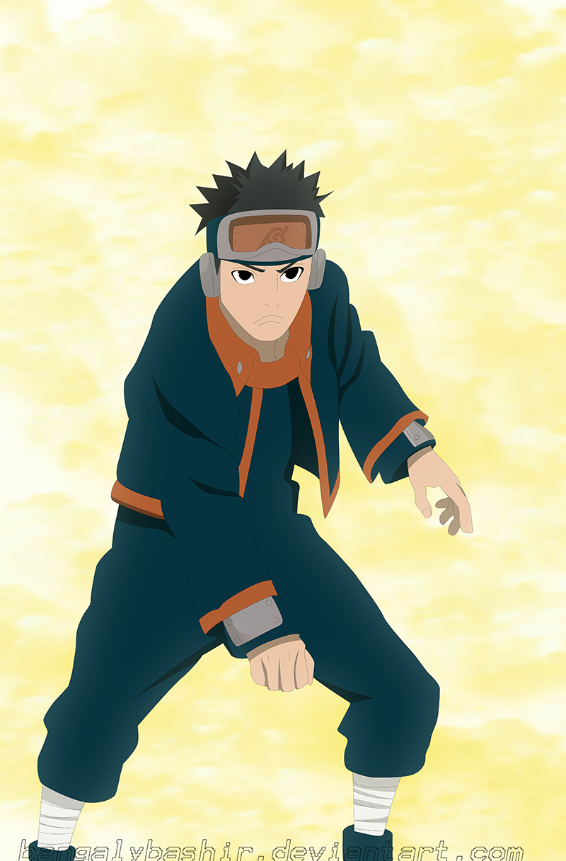NaRuto 654 : I am uchiha obito by bangalybashir