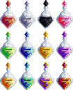 Simple Pixel Potions by Enkiz