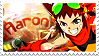 Aaron Stamp by Enkiz