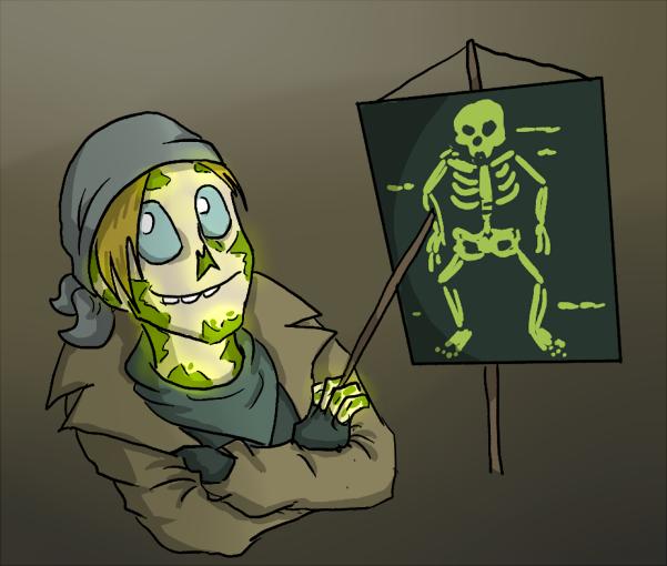 Ghoul science by akselvee