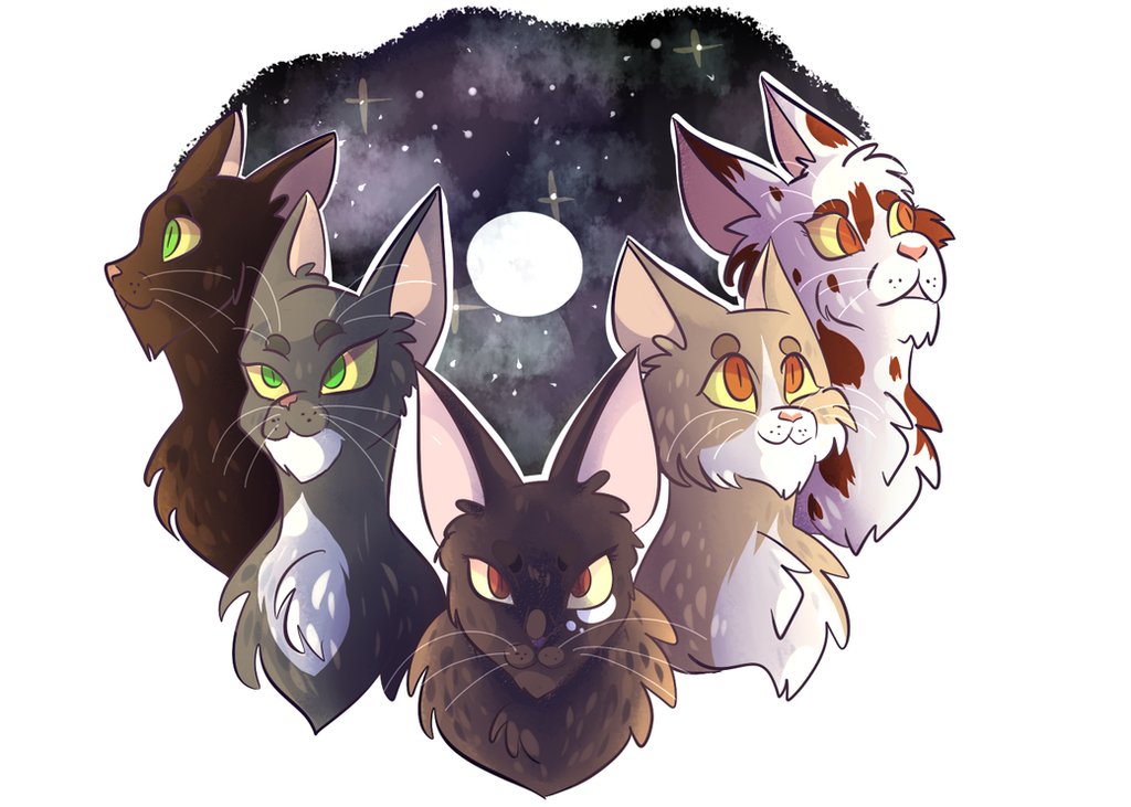 Who Are The Acient Warrior Cats