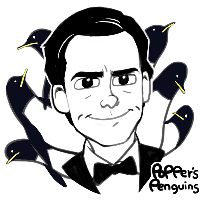 Mr Popper\'s penguins by Hallpen on DeviantArt