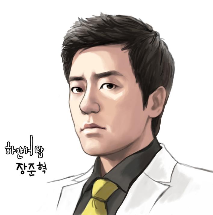 Jang Joon-hyuk by Hallpen