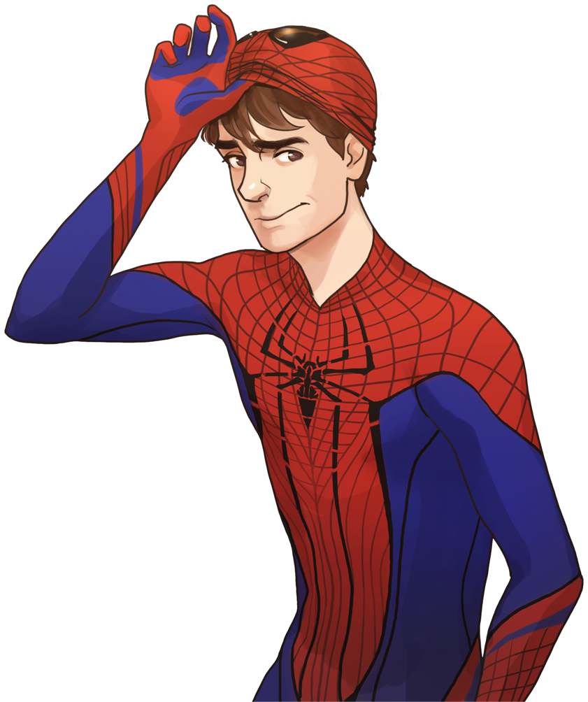 The Amazing Spiderman by Hallpen