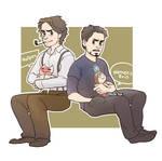Holmes n Tony