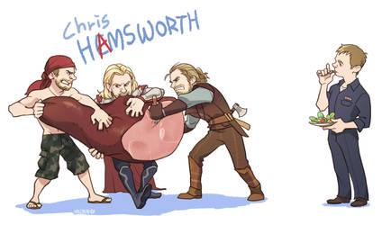 Chris HAMSWORTH