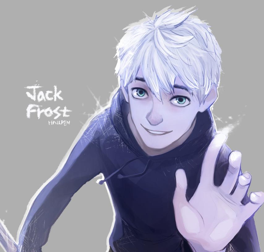 Jack Frost by Hallpen