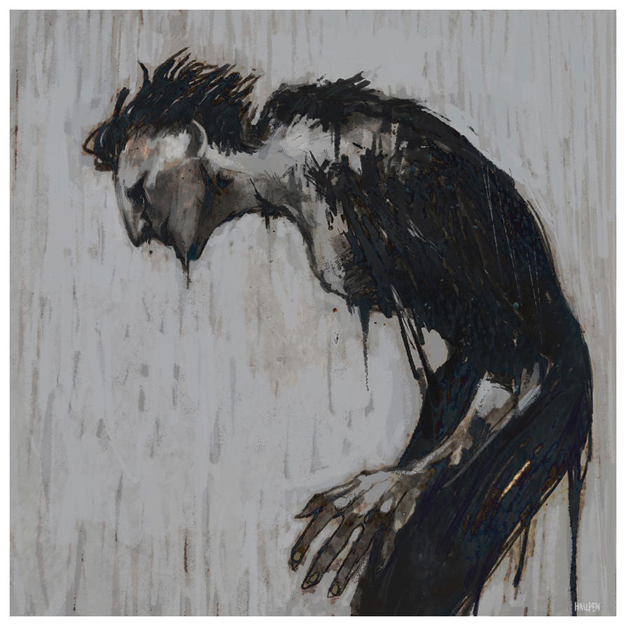 despair by Hallpen on DeviantArt