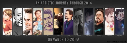 2014 with RDJ