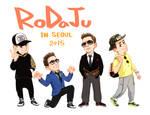 RoDaJu in Seoul 2015