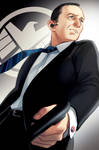 MCU Agent Coulson
