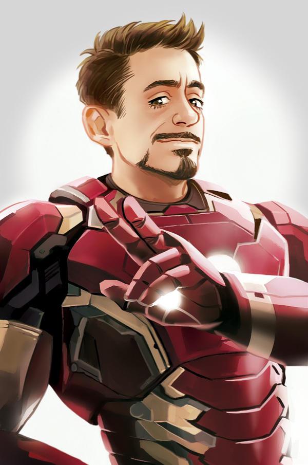 mcu_iron_man_tony_stark_by_hallpen-d8w8d