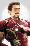 MCU Iron man/Tony Stark