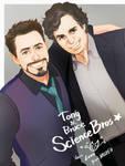 Hellyeah Science Bros~