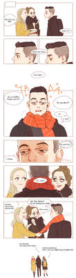 some Mr.Robot cartoon by Hallpen