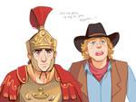 Octavius and Jedediah