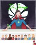 Dr.Strange's limitless Bar