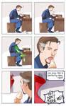 Dr.Strange's quiet good friend :)