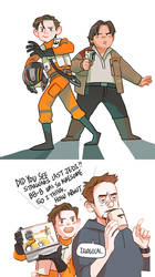 Fanboys by Hallpen
