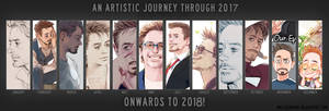 2017 with RDJ by Hallpen