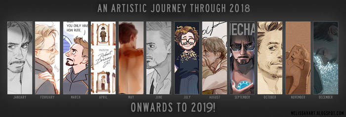 2018 with RDJ