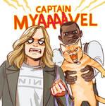 CAPTAIN MyaaAAAVEL