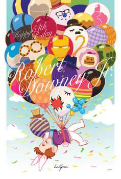 HAPPY 54th RDJ's DAY!!