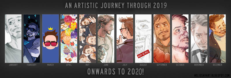 2019 with RDJ