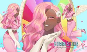 [COMMISSION] Amore Mezmora