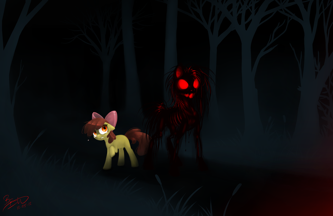 Mlp sotb no not this time by madcookiefighter on deviantart