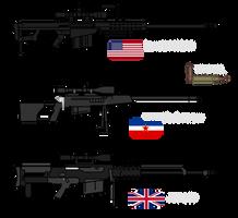 50 BMG Sniper