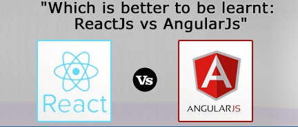Which is batter? ANULARJS VS REACTJS- Techracers by techracers300