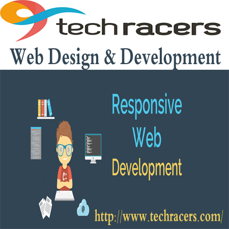 Web Design and Development Services by techracers300