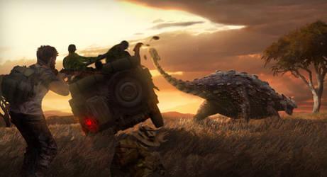 Primitive War: Ankylosaurus