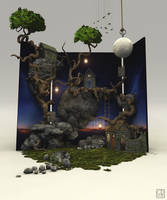 The Nature of Things by curious3d