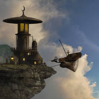Pharos Point by curious3d