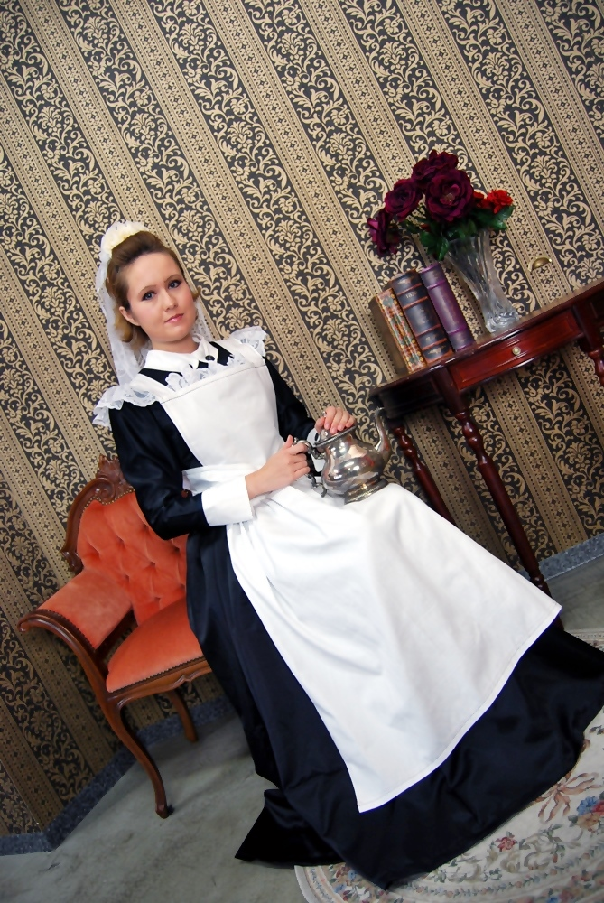 a novel victorian a of erotic Way with maid man
