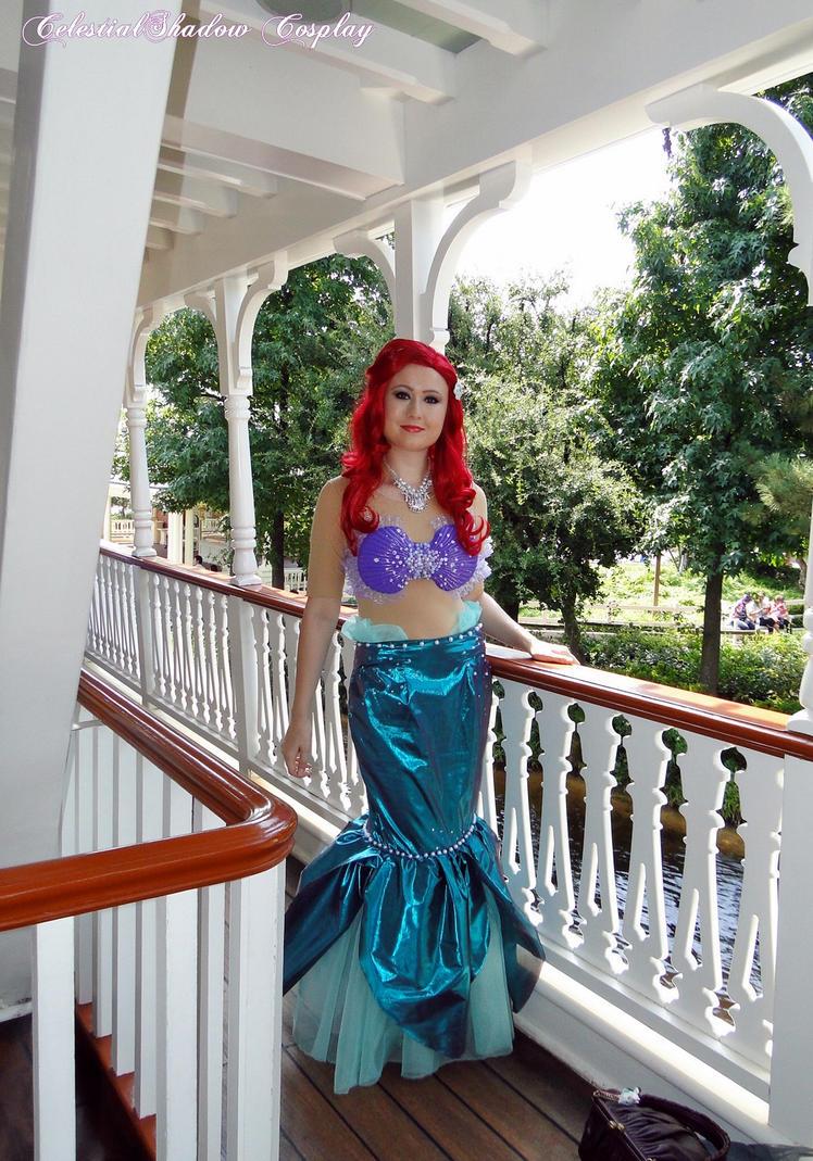 Ariel at Tokyo Disneyland 4 by CelestialShadow19