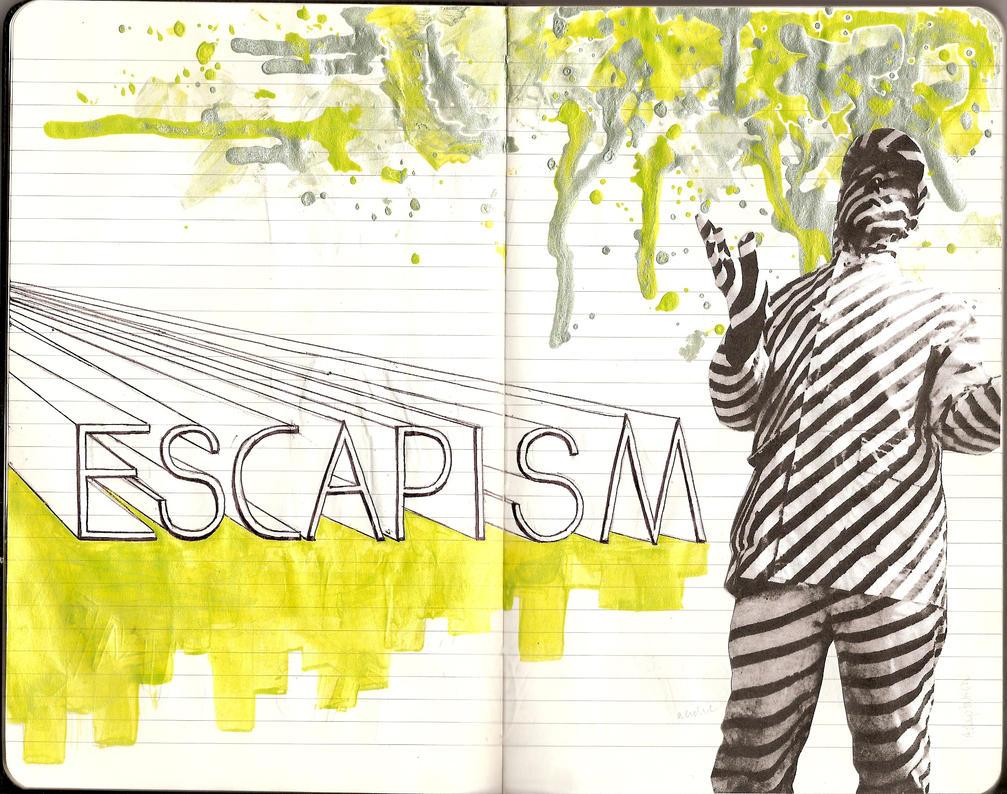 Escape by Ezezar