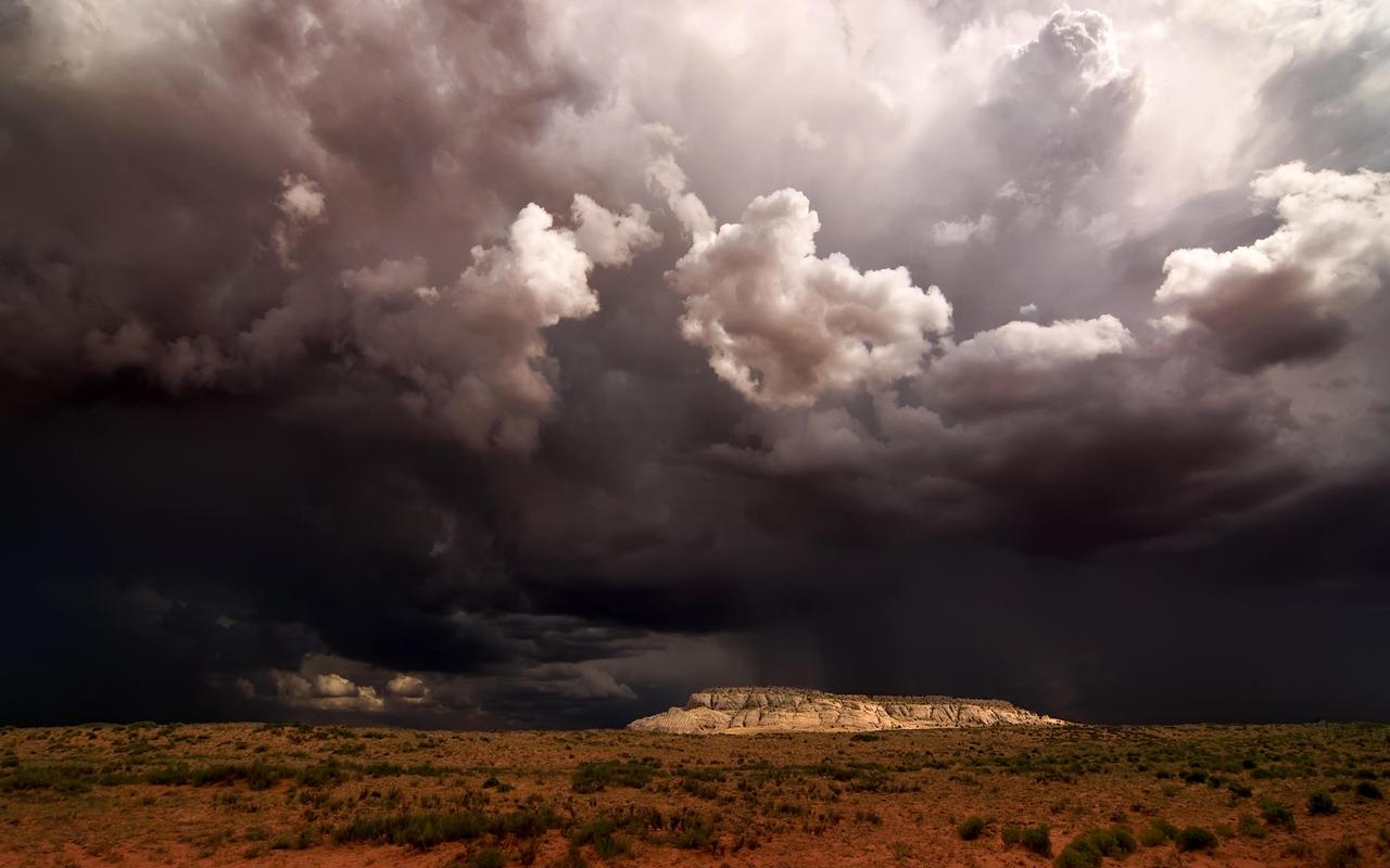 Arizona Monsoon by MattGranzPhotography