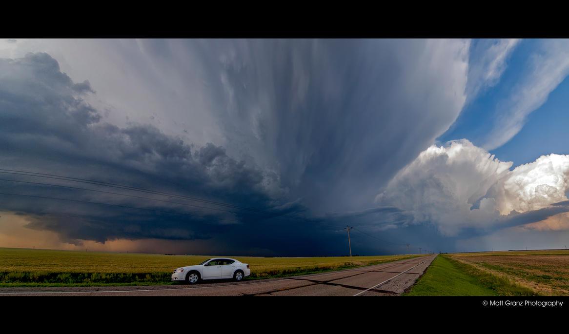 Oklahoma Skies Photograph by Karen M Scovill
