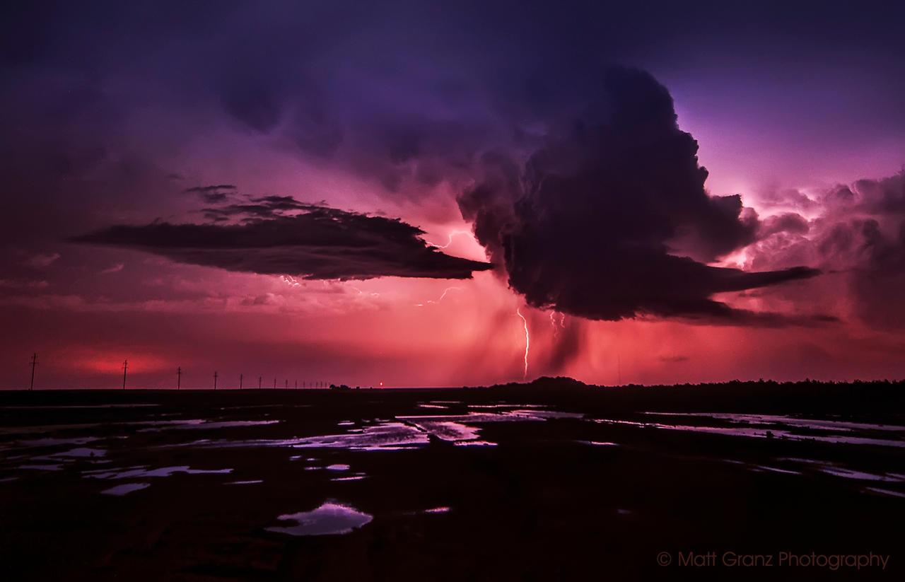Toxic Rain by MattGranzPhotography