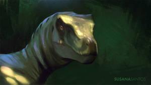 Velociraptor - Jurassic Park Still Study