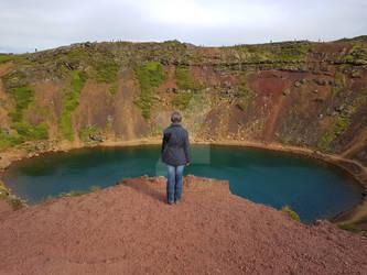 The Golden Circle - Crater Kerid
