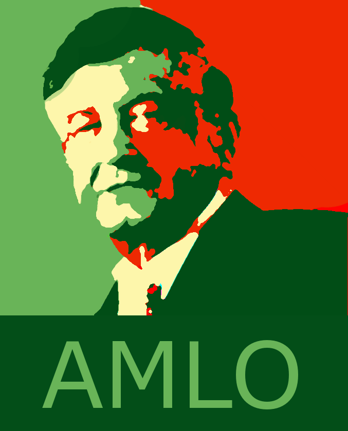 AMLO y la Cuarta Transformacion Amlo_2012_estilo_obama_obey_by_mikewong2795-d5027l1