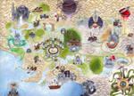 Markerwork -LoK Map of Nosgoth