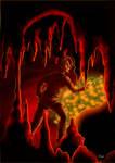 Kyrandia - Serpent Grotto - by Taleea