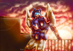 Transformers leaders - Star Saber -